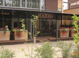 Goda Hotel & Spa, Друскининкай
