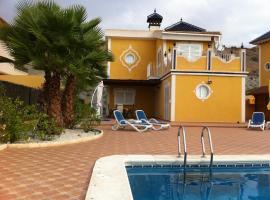 Holiday Home Villa BellaVista, Mazarrón (El Margajón yakınında)