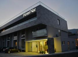 Hotel Nar, Trebin