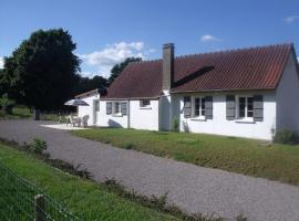 Ferme du lin : Rosalin, Gueschart (рядом с городом Le Ponchel)