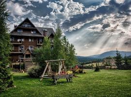 Hotel Carpatia Bieszczadzki Gościniec, Wetlina