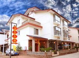 Jinwa Inn, Wuyishan (Chishi yakınında)