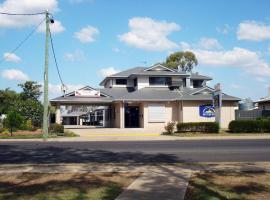 Oakey Motor Inn, Oakey (Dalby yakınında)