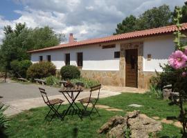 Albergue Rural Econatur, Rubiales (рядом с городом Valdecuenca)