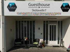 Guesthouse Garun Skolavellir, Selfoss