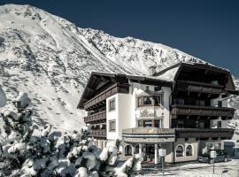Hotel Jagdhof, Obergurgl