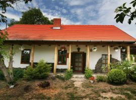 Bableves Vendégház, Felsőtold (рядом с городом Alsótold)