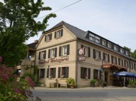 Landgasthof Friedrich, Trebgast (Neudrossenfeld yakınında)