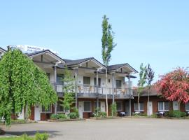 Waldhotel zum Bergsee Damme, Damme (Grapperhausen yakınında)