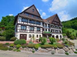 RelaxHotel Tannenhof, Sasbachwalden