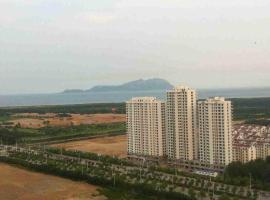 Qingdao West Coast shanshuiyunjian Short-term Apartment, Huangdao