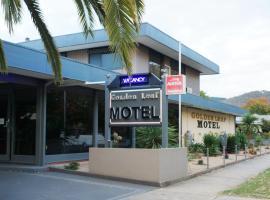 Golden Leaf Motel, Myrtleford