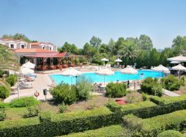 Pasiphae Hotel, Skala Kallonis (рядом с городом Kalloni)