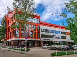 Alfa Business-Hotel, Kirov
