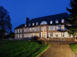 Relais du Silence Château du Landel, Bézancourt (рядом с городом Montroty)