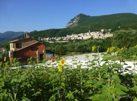 Country House Le Grazie, Serra San Quirico (Mergo yakınında)