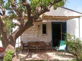 Appartamento In Villa Al Mare - Baia di Arcile