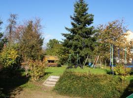 Ferienwohnung am Eiskeller, Ankershagen (Penzlin yakınında)