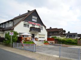Pension Rote Rosen, Seesen (Bad Gandersheim yakınında)