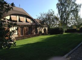 Jardin Des Énigmes, Boissay (рядом с городом Nolléval)