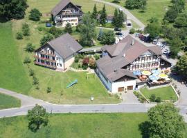 Hotel Restaurant Alpenblick, Wolfisberg (Oensingen yakınında)