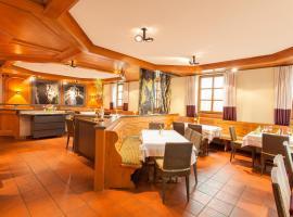 Hotel Restaurant Jägerhof, Weisendorf (Falkendorf yakınında)