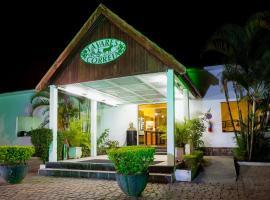 Hotel Tavares Correia, Garanhuns (Prata yakınında)