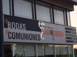 Hostal Asador Esperanza, Huesca (Bandaliés yakınında)