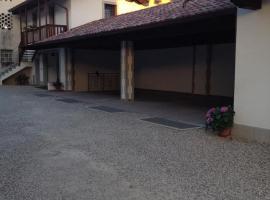 Farmstay Alloggio Cort di Branc, Povoletto (Remanzacco yakınında)