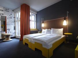 Superbude Hotel Hostel St.Pauli, Hamburg
