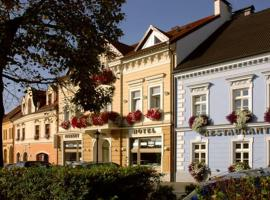 Hotel Restaurant Modrá Hvězda, Dobřany