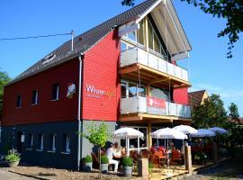 Winzercafe Neipperg Ferienwohnungen, Brackenheim (Güglingen yakınında)
