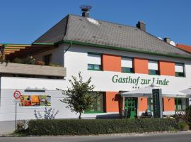 Gasthof zur Linde, St. Andrä am Zicksee (Andau yakınında)