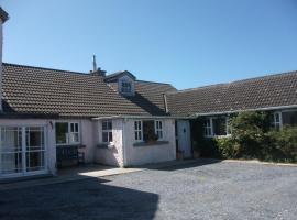 Fuchsia House Bed and Breakfast Connemara, Renvyle