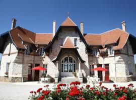 La Bertonnerie en Champagne, Prunay (рядом с городом Nogent-l'Abbesse)
