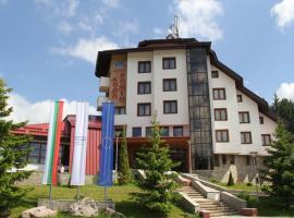 Hotel Coop Rozhen, Pamporovo (Sokolovtsi yakınında)
