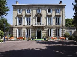 Hôtel Château des Jacobins, Ажен (рядом с городом Brax)
