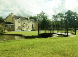 Glendurragh House, Corlough (рядом с городом Ballinamore)