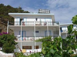Nikos Hotel, Диафанион (рядом с городом Олимп)