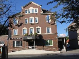 Bartels Stadt-Hotel, Werl (Welver yakınında)