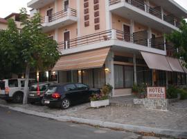 Hotel Inomaos, Олимпия (рядом с городом Dhroúva)