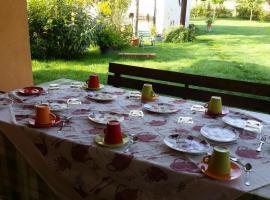 Bed & Breakfast Le Piagge, Scurcola Marsicana (Verrecchie yakınında)