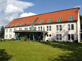 Gästehaus Zabeltitz, Zabeltitz (Brößnitz yakınında)