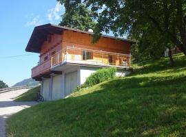 Hütte Alpenblick