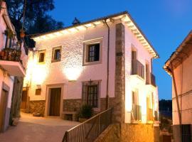 Casa Rural El Fontano, Montánchez (Arroyomolinos de Montánchez yakınında)