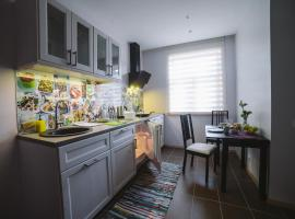 Studio apartment in private house