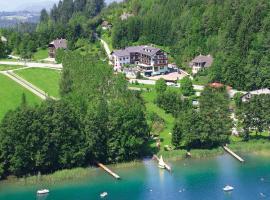 Hotel Ferienwohnungen Gabriel, Keutschach am See (Plescherken yakınında)