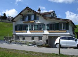 Ädelswil - Appenzeller Haus, Herisau (Hundwil yakınında)