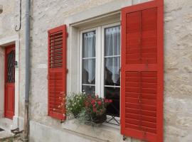 Gîte du Toilier, Thillot-sous-les-Côtes (рядом с городом Hannonville-sous-les-Côtes)