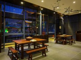 Schotel Nantong, Nantong (Xinkai yakınında)